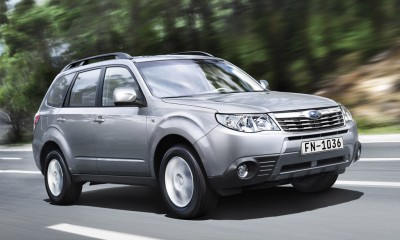 2011 Subaru Forester Photos