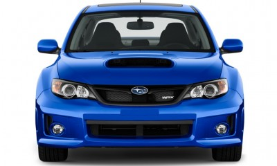 2012 Subaru WRX Photos