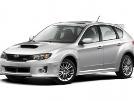 2011 Subaru Impreza WRX Hatchback 