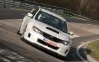 Video: 2011 Subaru Impreza WRX STI Attacks The Nurburgring