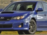 2011 Subaru Impreza WRX