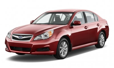 2011 Subaru Legacy Photos