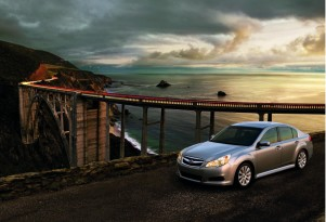 Subaru Legacy Is All About the Details, And Love: Video