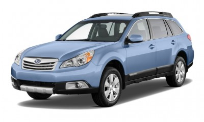 2011 Subaru Outback Photos