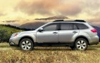 Subaru Halts Sales Of 2012 Impreza, Legacy, Outback For Brake Problem