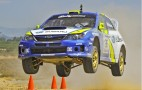 Subaru Unveils 2011 Rally Cars Ahead Of X Games