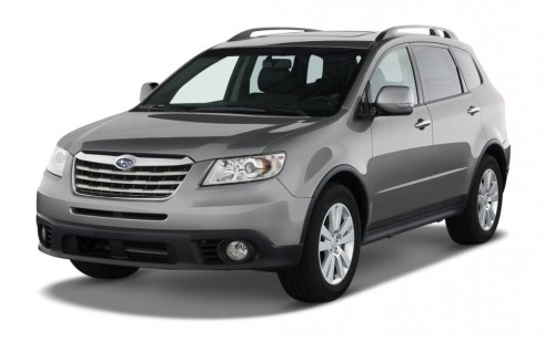 2011 subaru tribeca vs ford edge honda pilot nissan. Black Bedroom Furniture Sets. Home Design Ideas