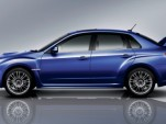 2011 Subaru WRX STI Sedan: The Wing Is Back