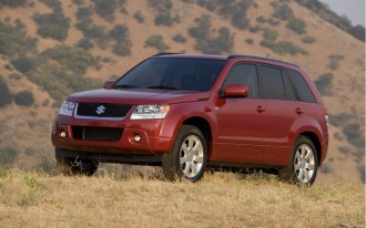 2006-2011 Suzuki Grand Vitara, 2007-2011 SX4 Recalled For Airbag Issue
