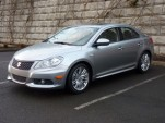 2011 Suzuki Kizashi Sport