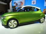 Suzuki Regina Concept: 2011 Tokyo Motor Show Live Photos