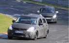 Spy Shots: 2011 Suzuki Swift