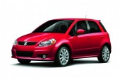 2012 Suzuki SX4 Photos