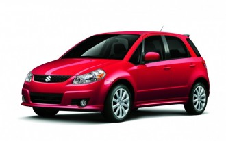2006-2011 Suzuki Grand Vitara, 2007-2011 Suzuki SX4 Under Investigation