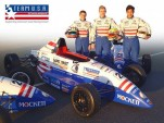 2011 Team USA Scholarship winners Trent Hindman, Spencer Pigot and Neil Alberico