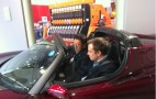 Tesla Thanks Toyota CEO with a 2011 Roadster Sport 2.5 