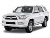 2011 Toyota 4Runner 4WD 4-door V6 SR5 (GS) Angular Front Exterior View