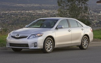Toyota Replacing Brake Components On 2007-2011 Camry Hybrid
