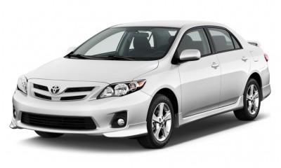 2012 Toyota Corolla Photos