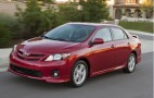 2013 Toyota Corolla Continues Unchanged, New Model Next Year
