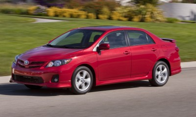 2011 Toyota Corolla Photos