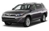 2011 Toyota Highlander Hybrid Photos