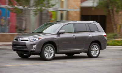 2011 Toyota Highlander Photos