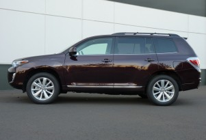 2014 Toyota Highlander Hybrid Will Be U.S. Made, Says Toyota
