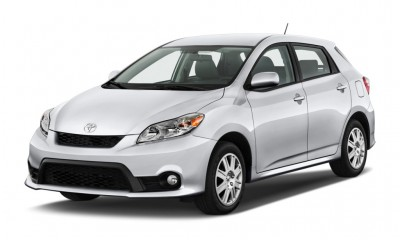 2011 Toyota Matrix Photos