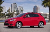 2012 Toyota Matrix Photos