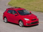 Toyota Corolla Matrix May Be Living On Borrowed Time