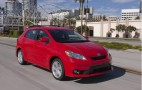 2013 Toyota Matrix Compact Hatchback To Be Last Of The Line?