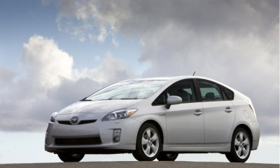 2011 Toyota Prius Photos