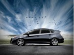 Toyota Adds Prius Plus Performance Package To Hot Up Hybrid Handling