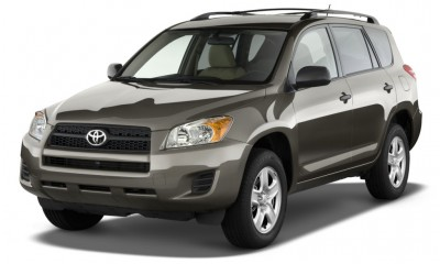 2012 Toyota RAV4 Photos
