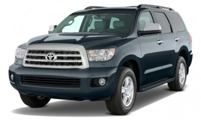 2011 Toyota Sequoia Photos