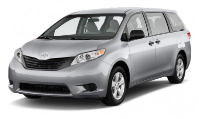 2011 Toyota Sienna Photos