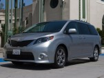 2011 Toyota Sienna SE: photo by Todd Allen