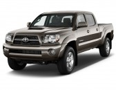 2011 Toyota Tacoma 2WD Double I4 AT PreRunner (GS) Angular Front Exterior View