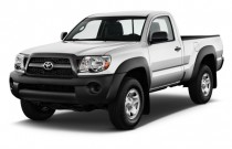 2011 Toyota Tacoma 4WD Reg I4 AT (GS) Angular Front Exterior View