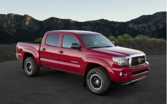 2005-2011 Toyota Tacoma Recalled For Flaw That Could Cause Fuel Leak Or Damage Brakes