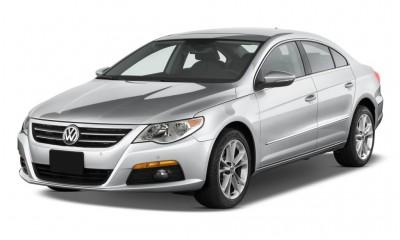 2011 Volkswagen CC Photos