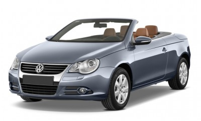 2011 Volkswagen Eos Photos