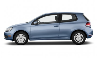 2011 Volkswagen Golf Photos