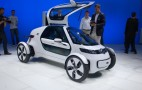 Volkswagen Nils Electric Car Concept: Frankfurt Live Photos