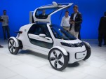 2011 Volkswagen Nils concept live photos, 2011 Frankfurt Auto Show