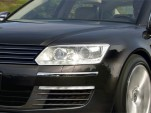 2011 Volkswagen Phaeton facelift preview rendering