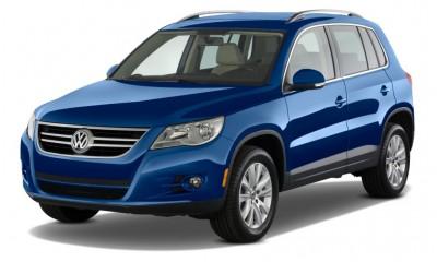 2011 Volkswagen Tiguan Photos