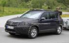Spy Shots: 2011 Volkswagen Tiguan Facelift