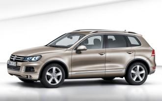 2011 Volkswagen Touareg: Leaner, But Not A Lightweight